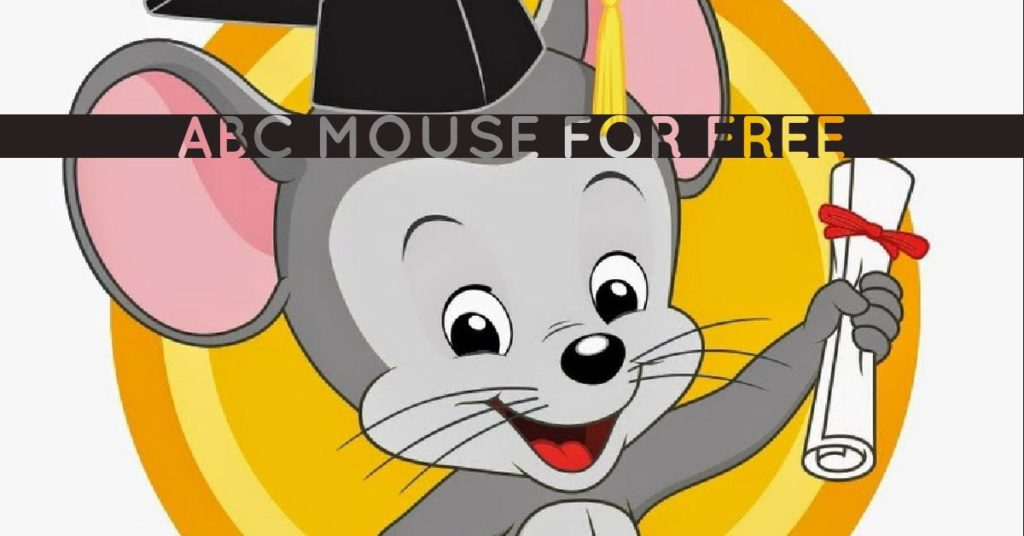 ABC Mouse for FREE