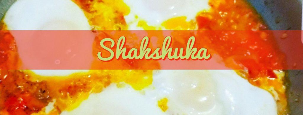 Shakshuka: One Pan Breakfast!