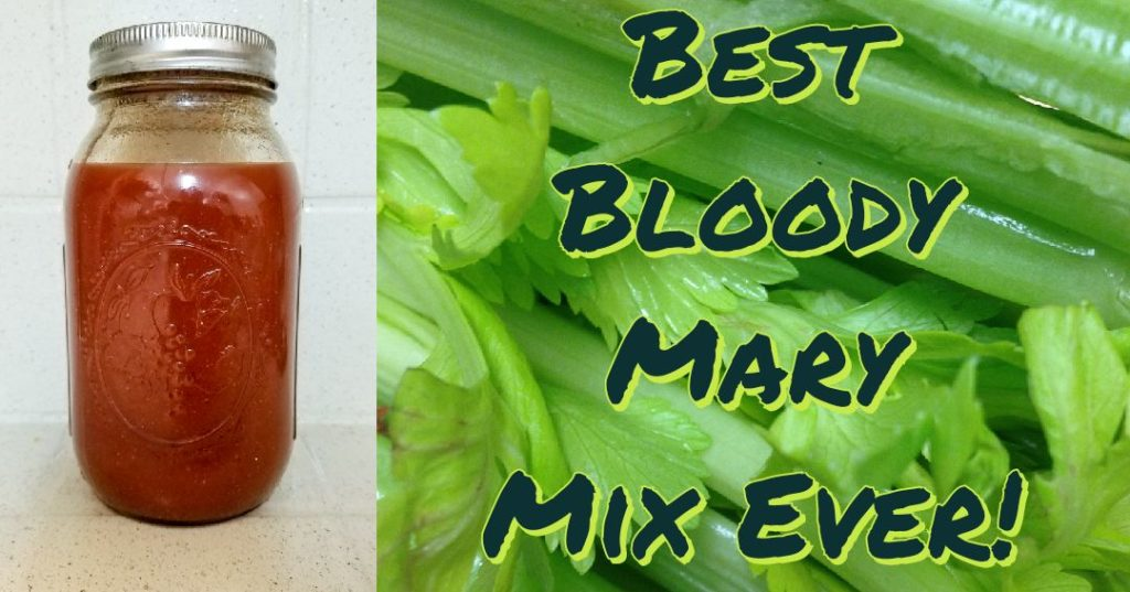 Best Bloody Mix EVER