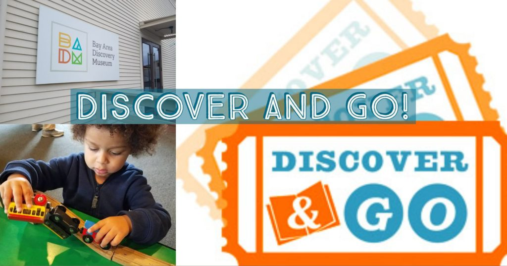 Discover and Go Program = Free Museums!