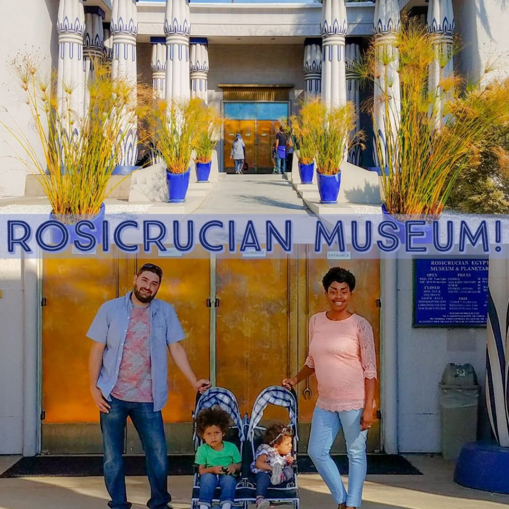 Rosicrucian Museum of San Jose: Egypt in a DAY!!